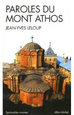 PAROLES DU MONT ATHOS (NVELLE EDITION)