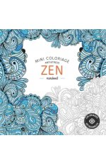 MINI COLORIAGE ANTISTRESS ZEN