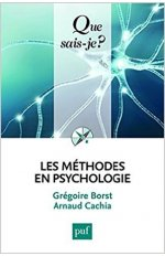 LES METHODES EN PSYCHOLOGIE QSJ 4019