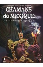 DVD CHAMANS DU MEXIQUE (3 DVD)