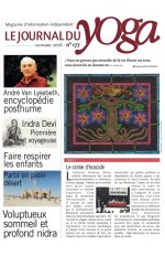 LE JOURNAL DU YOGA #177