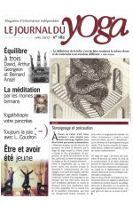 LE JOURNAL DU YOGA #182