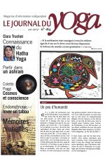 LE JOURNAL DU YOGA #184
