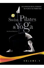 SWISS PILATES & YOGA V1 - DVD