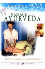 MASSAGE SELON L'AYURVEDA - DVD