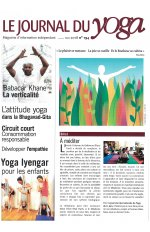 JOURNAL DU YOGA #194