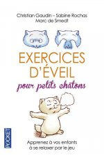EXERCICES D'EVEIL POUR PETITS CHATONS
