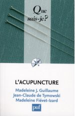L'ACUPUNCTURE (9ED) QSJ 705