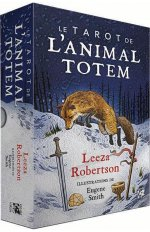 TAROT DE L'ANIMAL TOTEM COFFRET