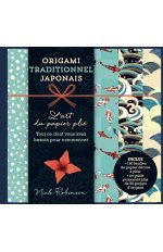 ORIGAMI TRADITIONNEL JAPONAIS